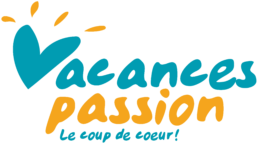 VACANCES PASSION Logotype quadri