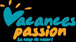 VACANCES PASSION Logotype quadri